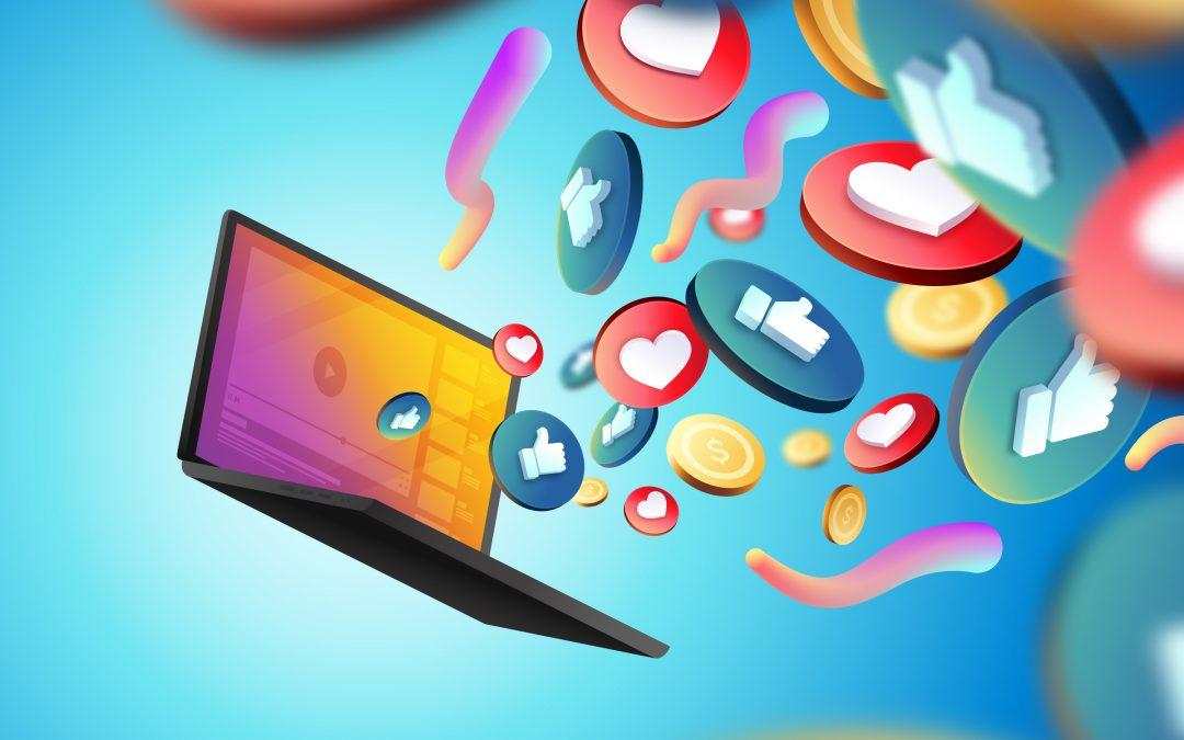 INSPIRATIONSTIPS TIL AT FÅ SUCCES PÅ SOCIALE MEDIER, instagram, facebook, linkedin, hvordan får jeg succes på sociale medier