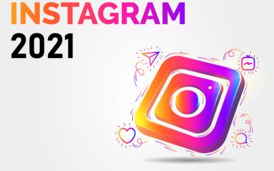 8 Instagram trends for virksomheder 2021