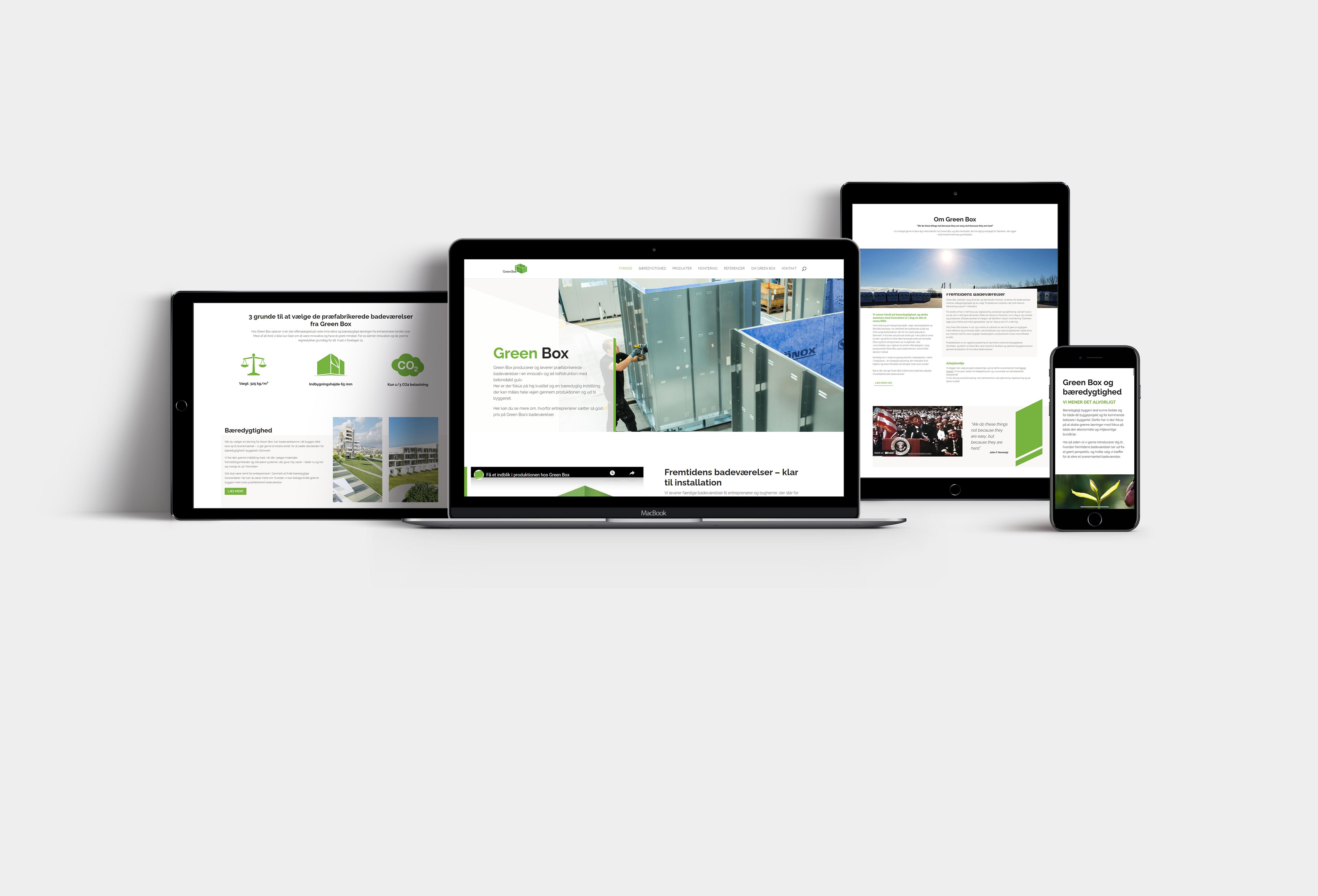 hosting hjemmeside